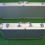 Aluminum Chip Cases