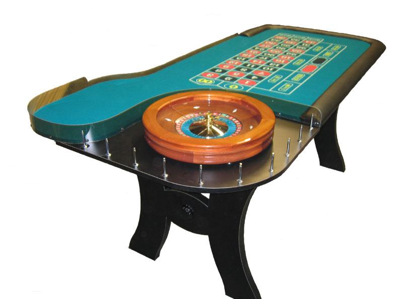 roulette roulette wheels roulette tabless craps tables blackjack tables poker tables. Black Bedroom Furniture Sets. Home Design Ideas