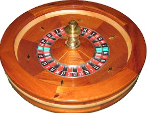 Roulette Wheels Roulette Tabless Craps Tables